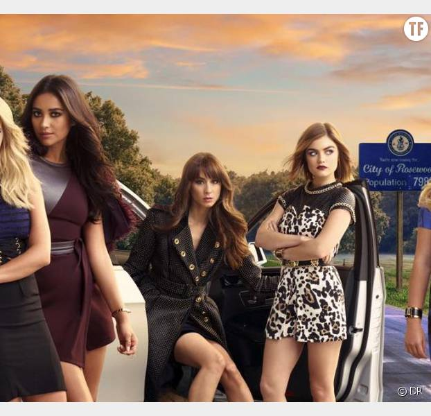 Pretty Little Liars complet en streaming vf ...
