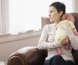Dépression post-partum : quand les jeunes mamans perdent pied