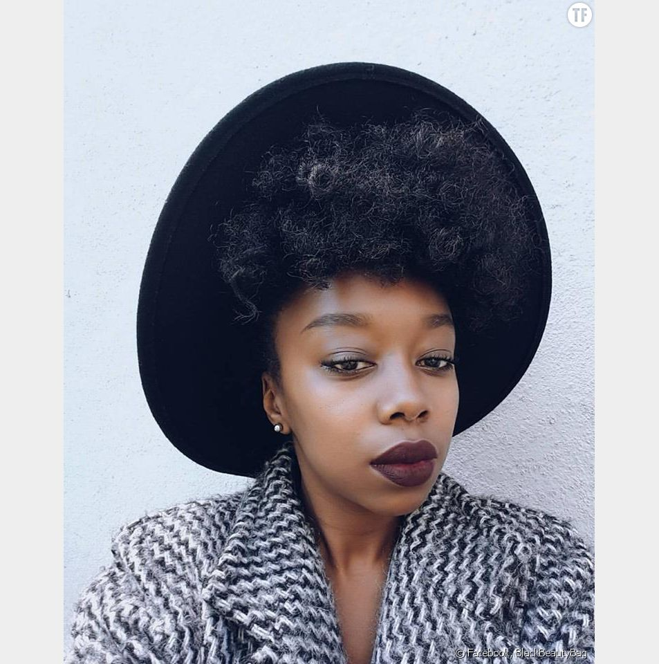 La blogueuse beauté star Fatou N'Diaye
