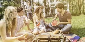 Des serviettes pour étendre son réseau d'amis : la belle idée venue du Brésil