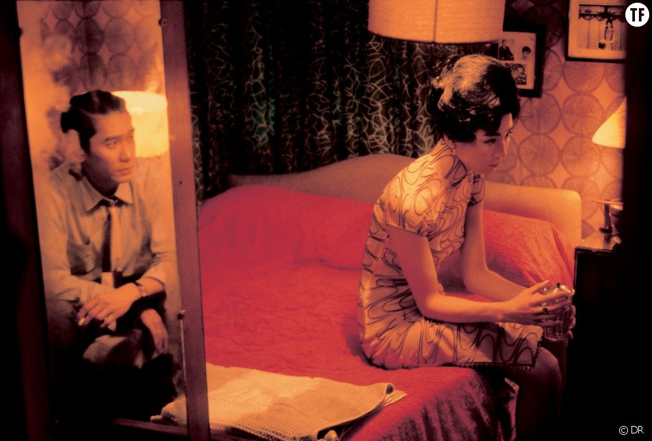 """Image tirée d'""""In the mood for love"""""""