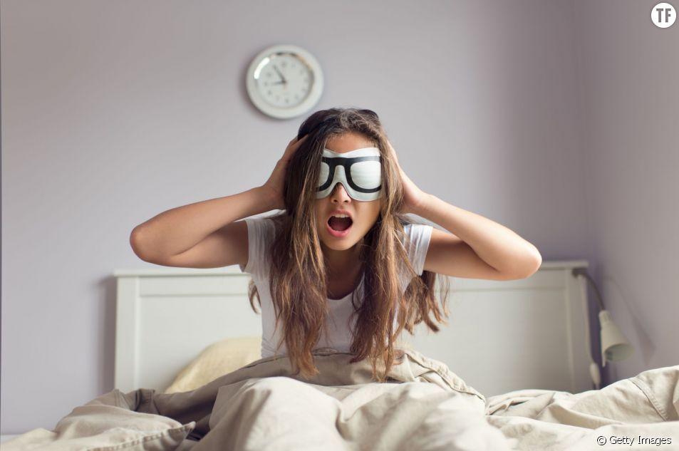 Les odeurs de la chambre des ados pertuberaient leur sommeil