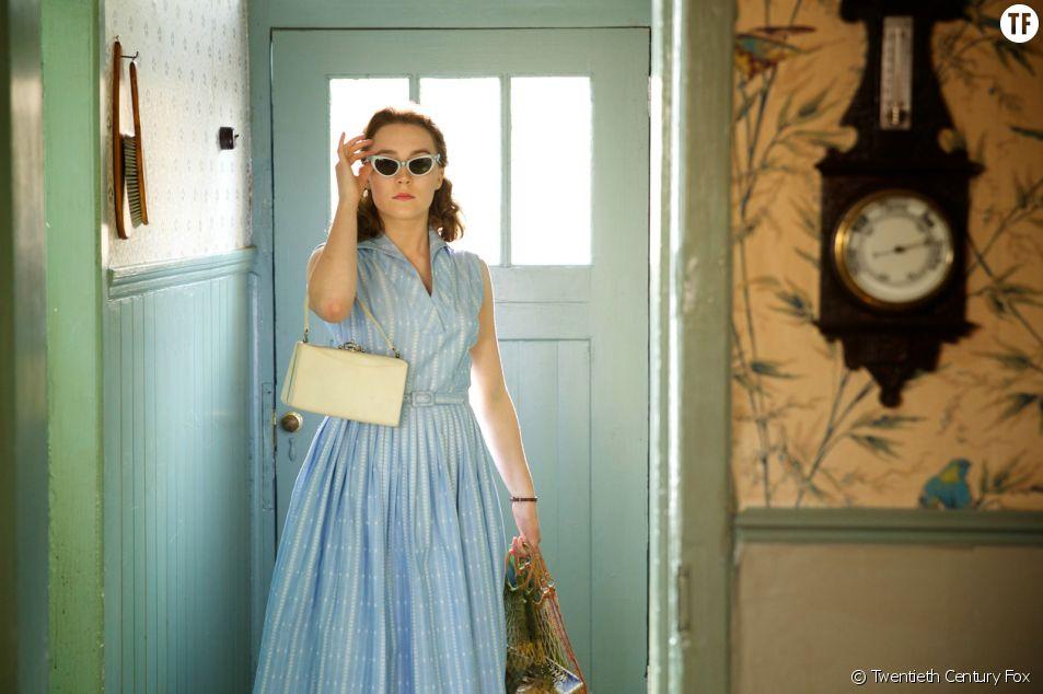 Saoirse Ronan, héroïne du film Brooklyn, sortie le 9 mars 2016