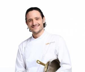 Top Chef 2016 : Pierre est le fils du Chef Marc Meneau