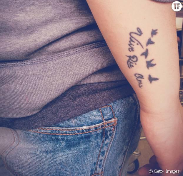 Idées de petits tatouages discrets