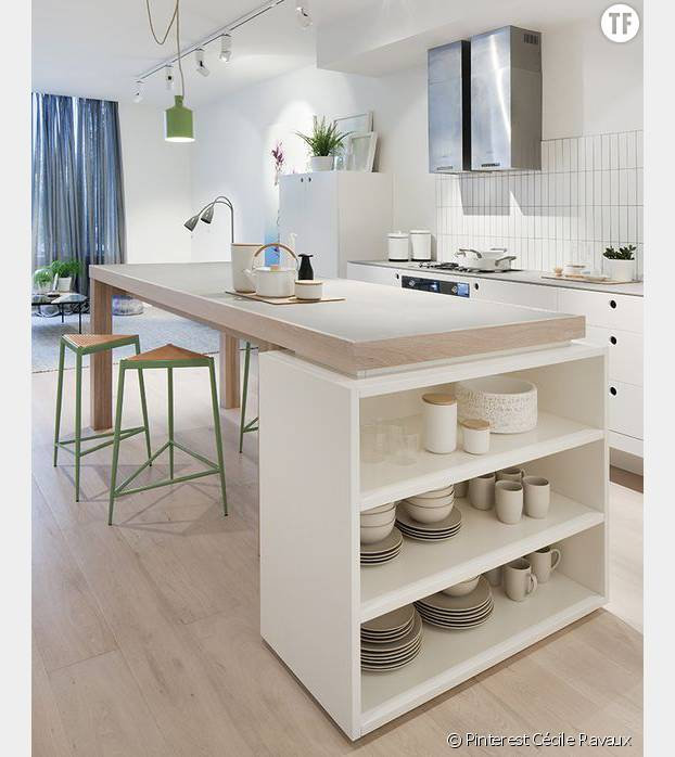 9 astuces pour optimiser une petite cuisine - Terrafemina