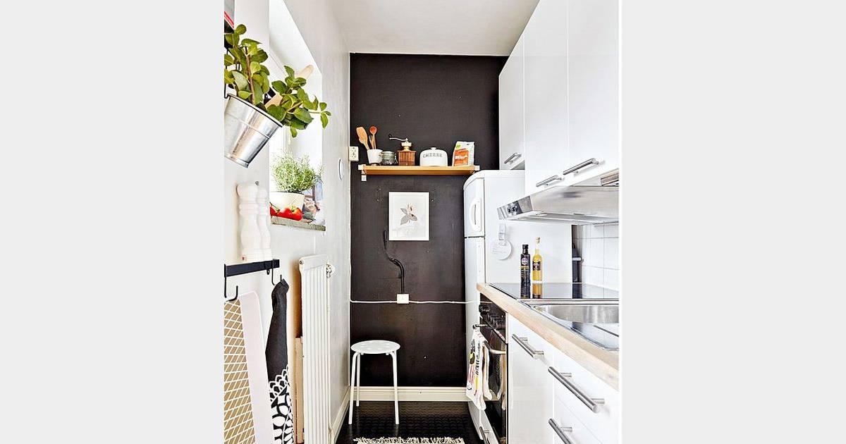 9 astuces pour optimiser une petite cuisine for Astuces cuisine rapide