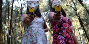 Des pistolets à confettis pour combattre le harcèlement de rue au Mexique
