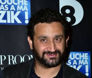 L'animateur Cyril Hanouna