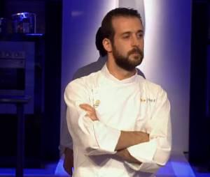 Top Chef 2016 : élimination de Clément Bruneau sur M6 Replay / 6Play (1er février)