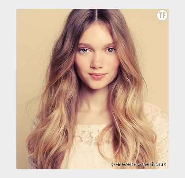Un magnifique sombré hair