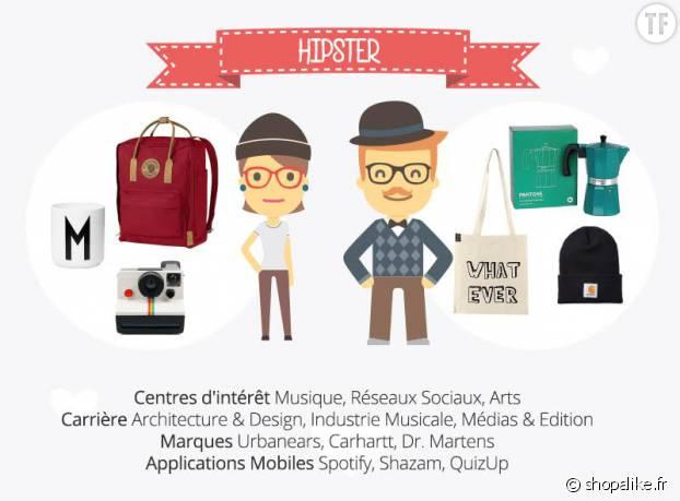 Vous partagez la vie d'un hipster ?