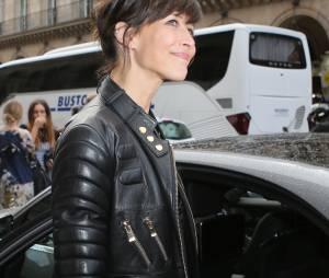 """Sophie Marceau - People au défilé de mode """"Alexandre Vauthier"""" Haute-Couture Automne-Hiver 2015/2016 à Paris le 7 juillet 2015."""