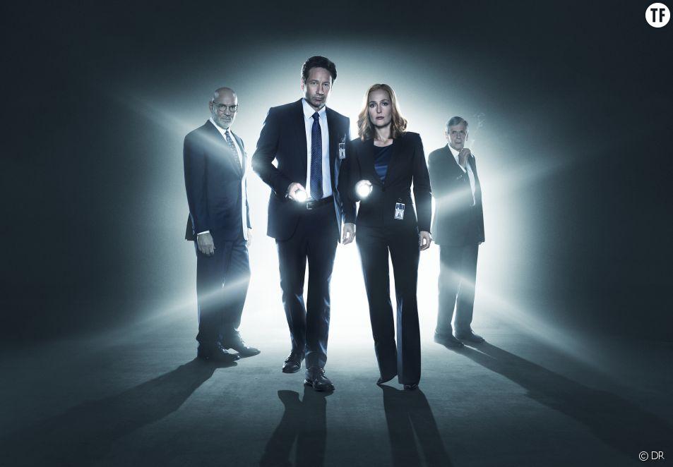 X-Files Saison 10 : date officielle de diffusion sur M6