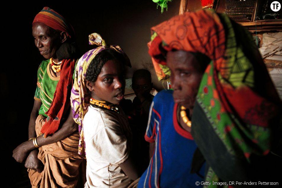 Des jeunes éthiopiennes