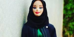Hijarbie, la Barbie voilée qui joue les stars sur Instagram