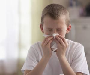 7 étapes toutes simples pour éviter à votre enfant d'attraper la grippe