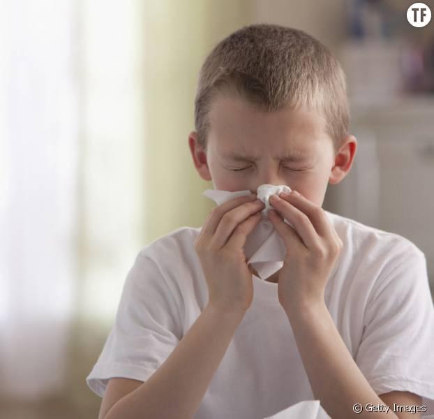 Comment éviter que son enfant attrape la grippe