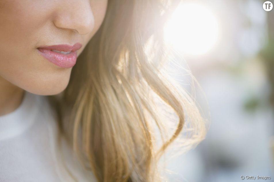 L'astuce très étonnante pour traiter les lèvres gercées