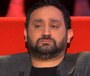 Cyril Hanouna pleure sur le divan de Marc-Olivier Fogiel