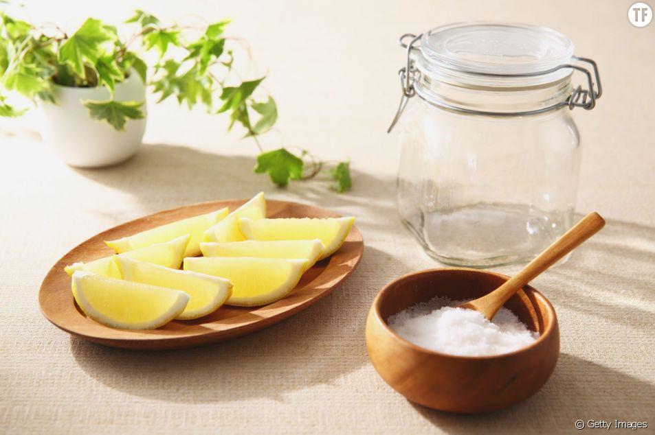 Du sel et du citron, la recette miracle pour vaincre les migraines ?