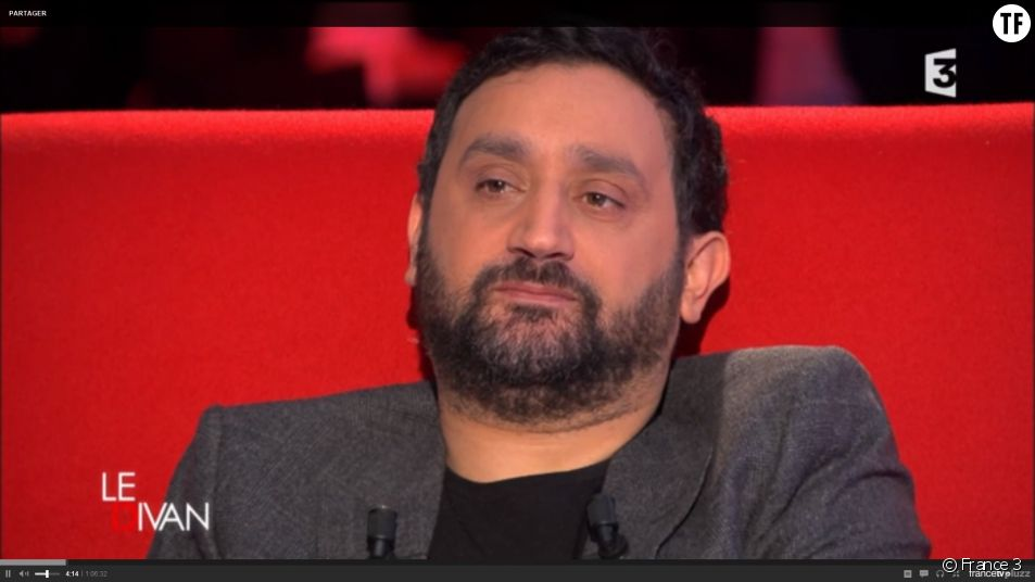 Cyril Hanouna sur le Divan