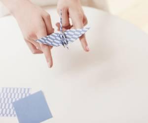 L'origami, l'activité manuelle feel-good de 2016 ?