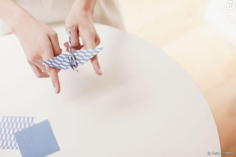 L'origami, l'activité manuelle tendance de 2016 ?
