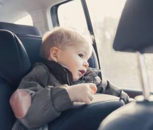 2 enfants sur 3 sont mal attachés en voiture