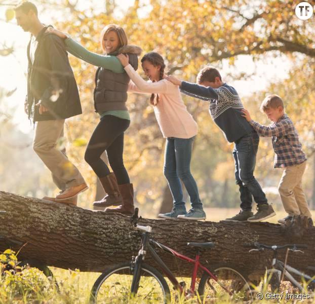 Avoir trois enfants, c'est la belle vie !