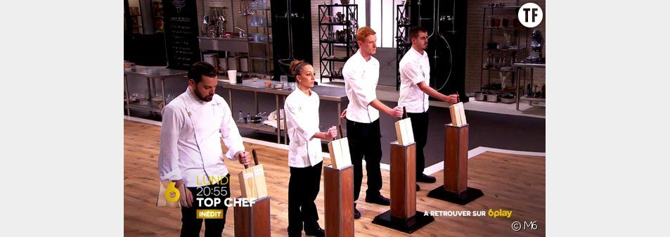 Top Chef 2016 - émission du lundi 4 avril