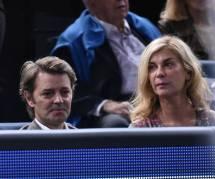 Michèle Laroque et François Baroin : un couple discret amoureux du tennis