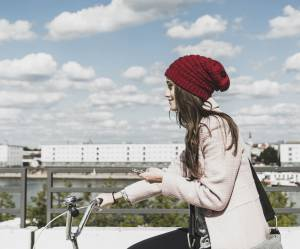 Mettez-vous au vélo, c'est (très) bon pour le moral