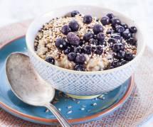La recette du porridge healthy à faire en 3 minutes