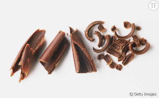 Chocolat râpé: mettez-en partout!