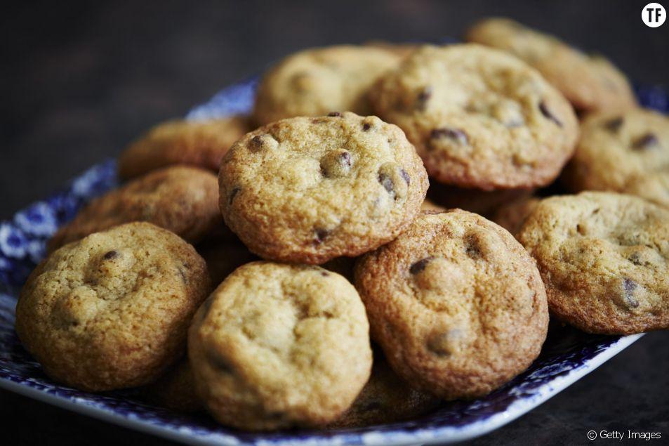 La recette des cookies à deux ingrédients