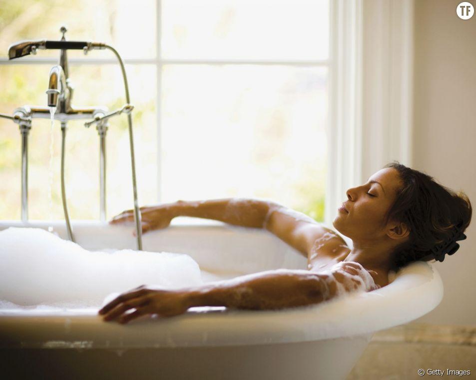 Les bienfaits d'un bain pour la santé