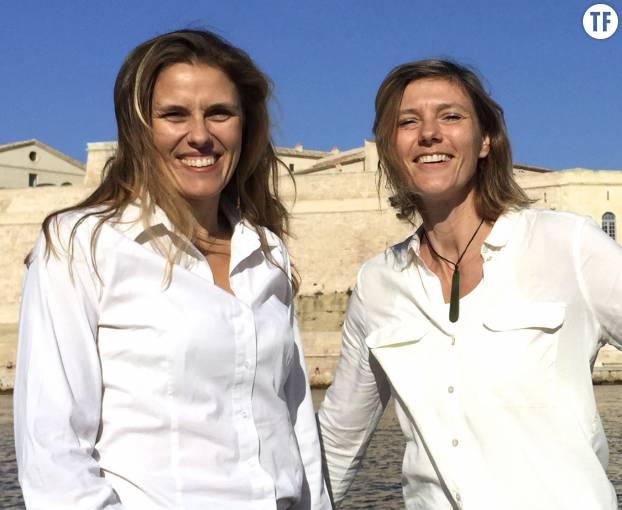 Damienne et Samantha