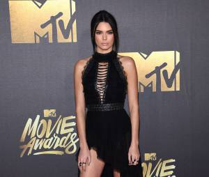 Kendall Jenner - Cérémonie des MTV Movie Awards 2016 à Los Angeles