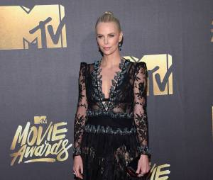 Charlize Theron - Cérémonie des MTV Movie Awards 2016 à Los Angeles
