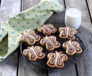 L'étonnante recette des biscuits papillons