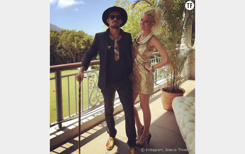 Jessica et Julien des Marseillais South Africa