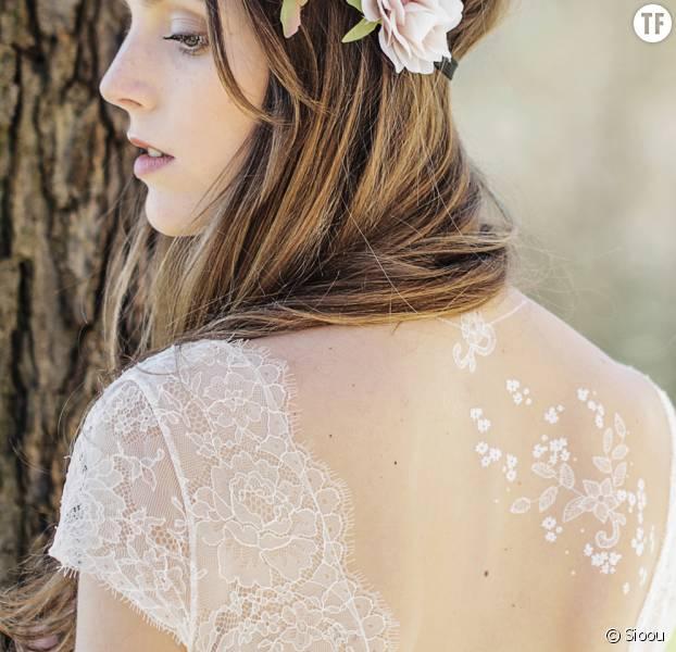 Mariage 5 Idees De Tatouages Ephemeres Elegants Terrafemina