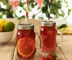 Notre jolie sélection de verres et pailles pour siroter jus et smoothies