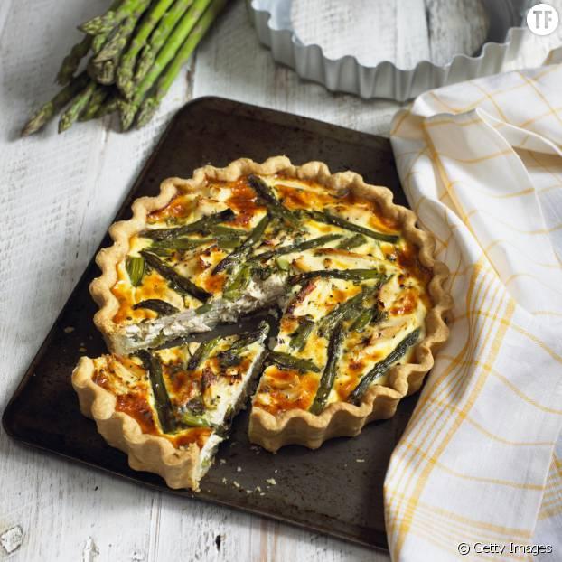 Les tartes salées: une idée simplissime pour cuisiner les restes