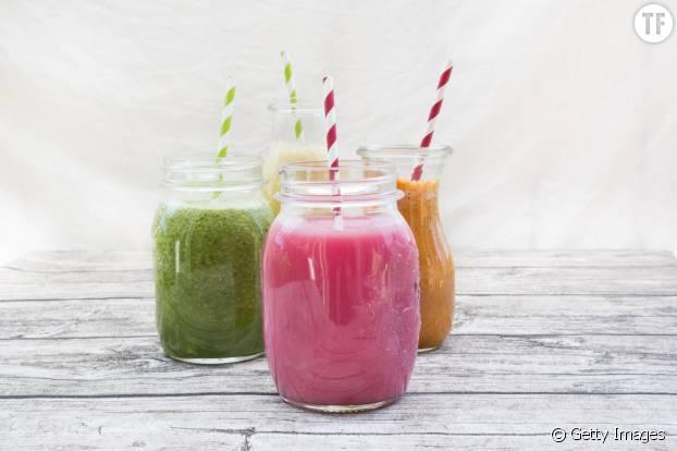 Smoothies, soupes, gazpachos... Pensez à recycler vos restes sous forme liquide!