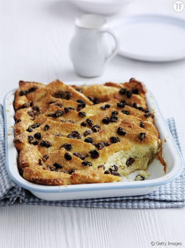 Pudding au pain: LA solution pour ne plus jeter votre pain dur