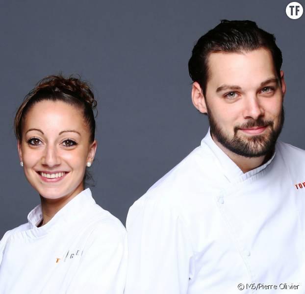 Coline Faulquier et Xavier Pincemin sont les finalistes de Top Chef 2016
