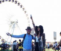 Nina Dobrev : elle s'éclate au festival de Coachella avec ses amis (photos)