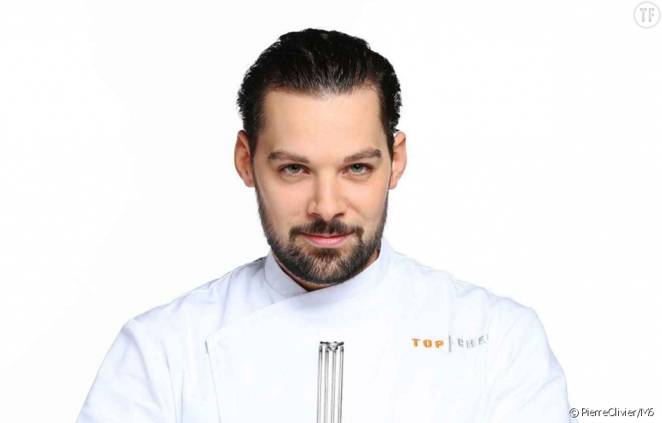 Xavier Pincemin grand gagnant de Top Chef 2016
